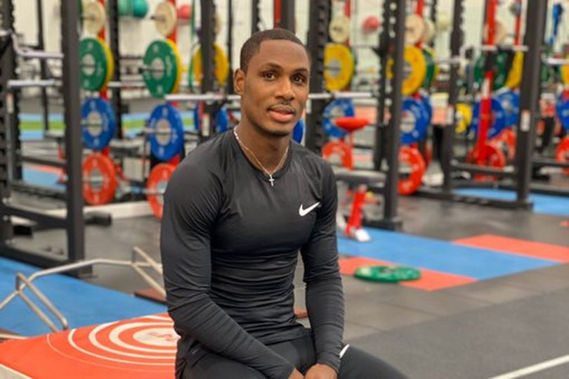 How Odion Ighalo is preparing for Manchester United debut